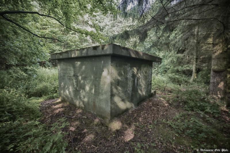 Verlassene Orte Pfalz - Ausweichsitz der Landesregierung